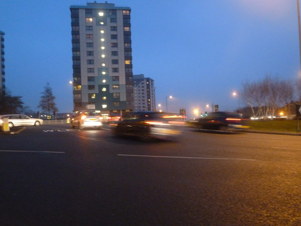 Brook Hill Roundabout