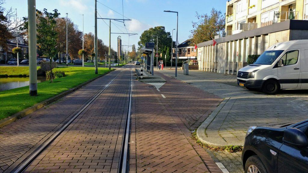 Peppelweg - Tram stop bypass