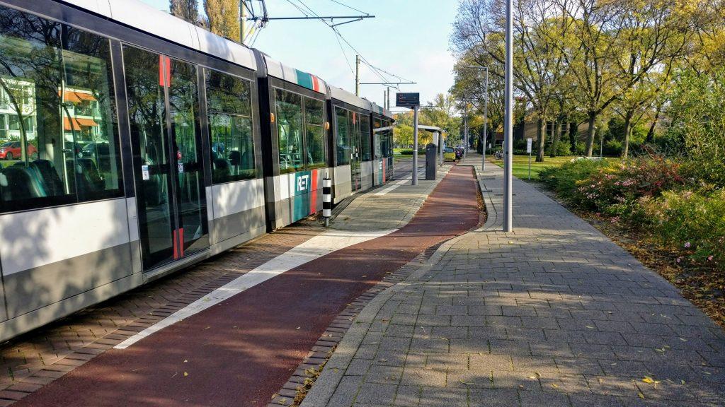 Meidoornweide - Tram stop bypass